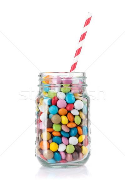 Colorful sweets Stock photo © karandaev