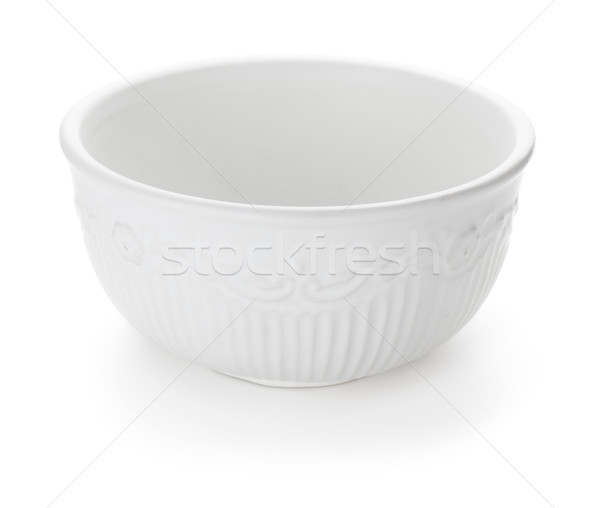Ceramic bowl Stock photo © karandaev