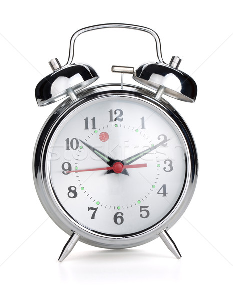 Alarm clock Stock photo © karandaev
