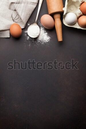 Сток-фото: приготовления · Ингредиенты · Top · мнение