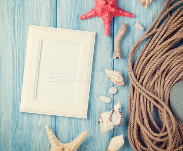 Сток-фото: морем · отпуск · звездой · рыбы · морской