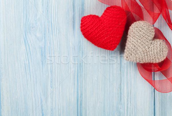 Valentines day background Stock photo © karandaev