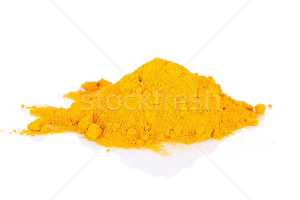 Turmeric Stock photo © karandaev