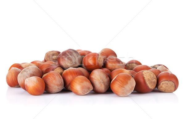 Chestnut nuts Stock photo © karandaev