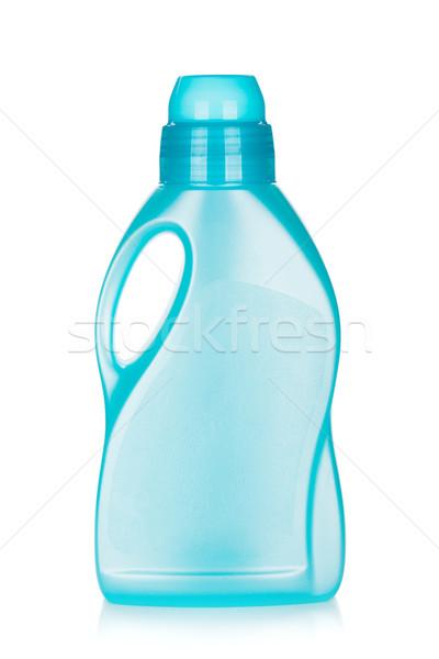 Plastic bottle of cleaning product Stock photo © karandaev