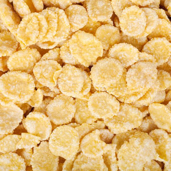 食品 健康 背景 トウモロコシ 食べ ストックフォト © karandaev