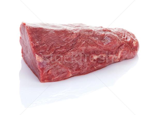 Fillet steak beef meat Stock photo © karandaev