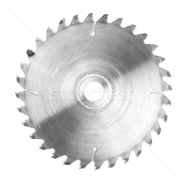 Circular saw blade Stock photo © karandaev
