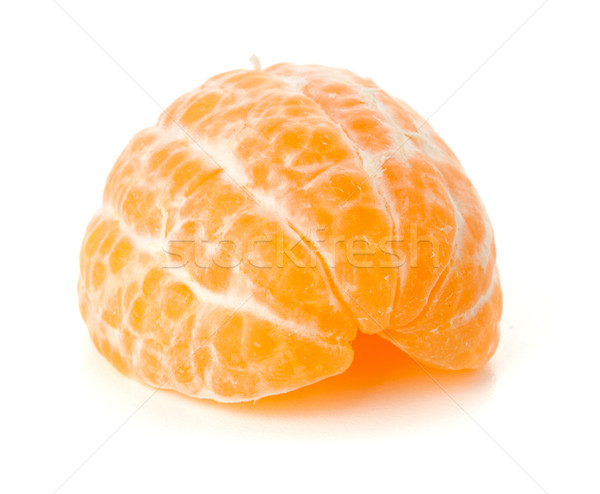 Ripe tangerine segments Stock photo © karandaev
