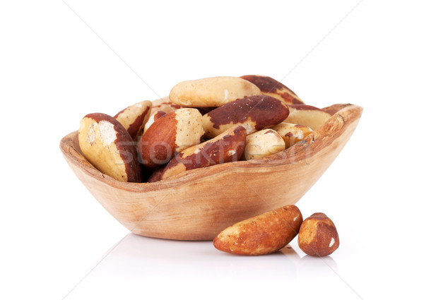 Brazilian nuts Stock photo © karandaev