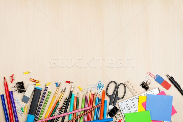 Сток-фото: школы · служба · таблице · Top · мнение