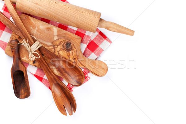 Kitchen utensils Stock photo © karandaev