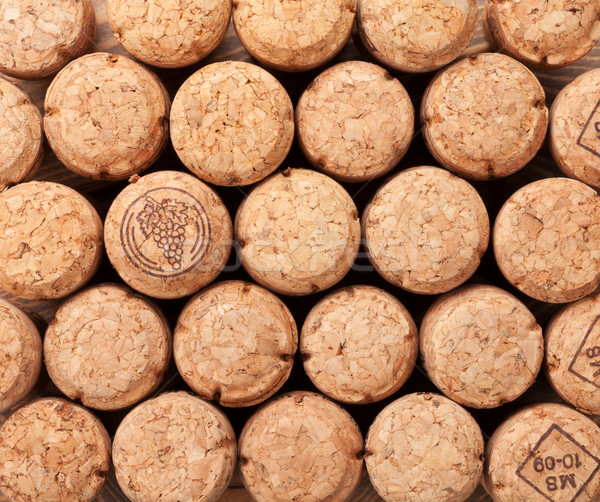 Foto stock: Champanhe · textura · vinho · tabela · grupo · padrão