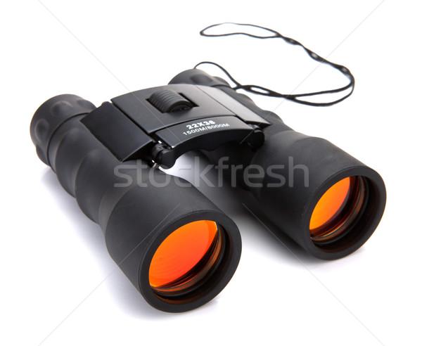 Binoculars Stock photo © karandaev