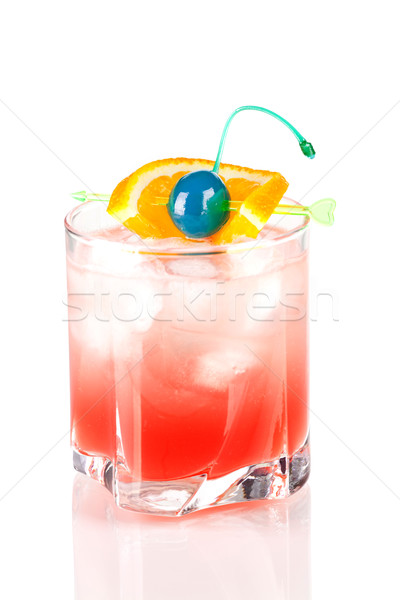 Cocktail collection: Tampico Stock photo © karandaev