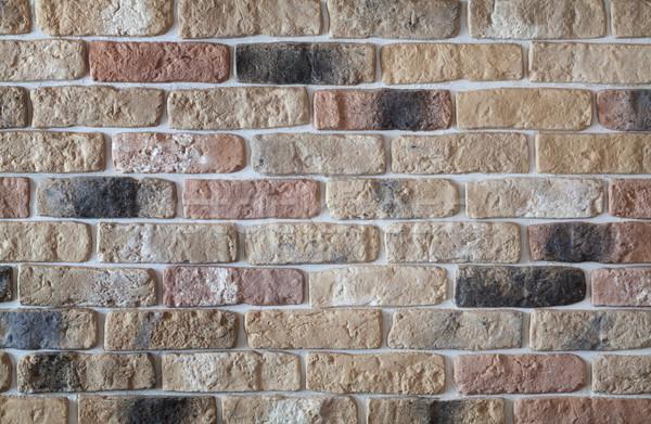 Brick wall texture Stock photo © karandaev