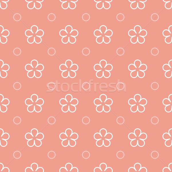 Сток-фото: цветок · розовый · цветы · бумаги · дизайна