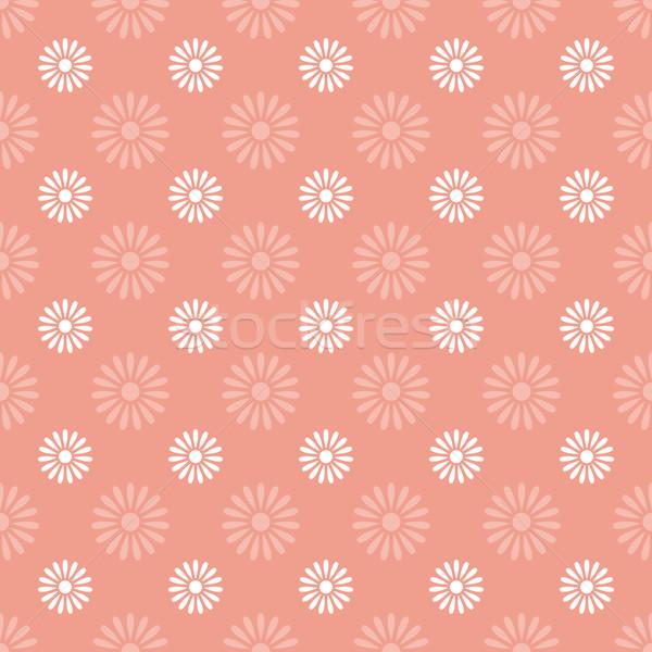 Bloem roze papier textuur voorjaar Stockfoto © karandaev