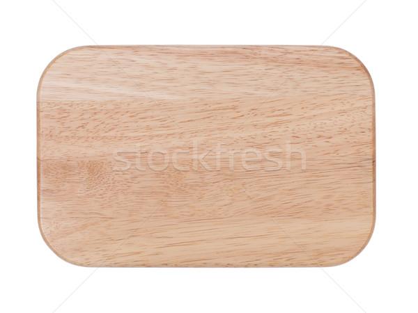 Chopping board Stock photo © karandaev