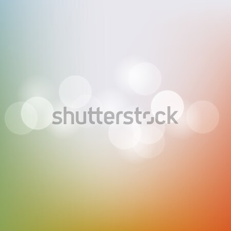 Nature sunny abstract background Stock photo © karandaev