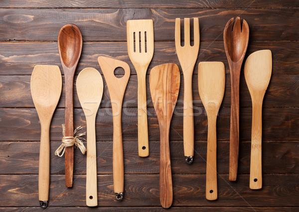 Various cooking utensils Stock photo © karandaev