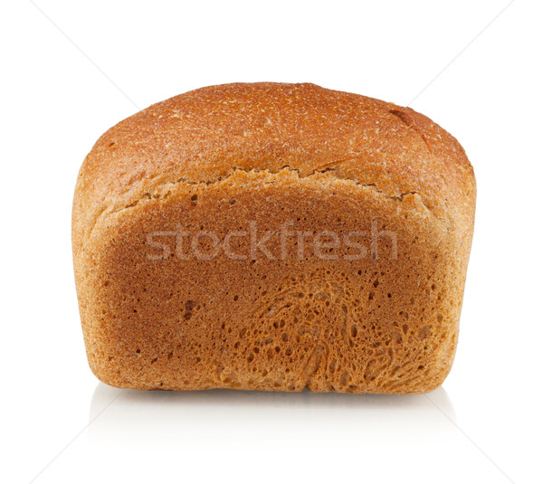 Stock photo: Brown bread
