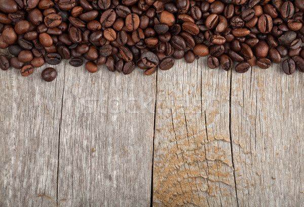 Coffee beans Stock photo © karandaev