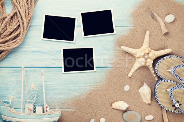 Travel and vacation photos and items Stock photo © karandaev