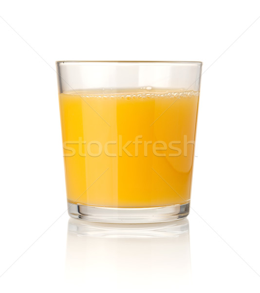 Orange juice Stock photo © karandaev