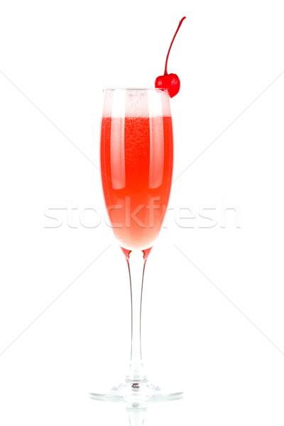 Millennium cocktail Stock photo © karandaev