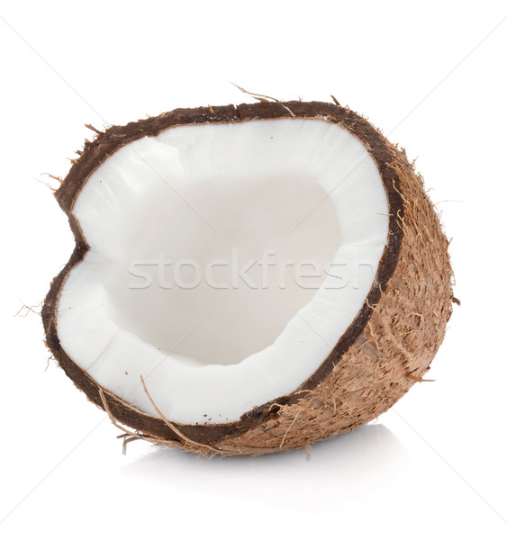 Coconut Stock photo © karandaev