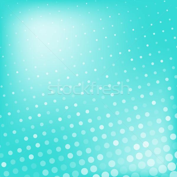 抽象的な 点在 テクスチャ カラフル 勾配 ビジネス ストックフォト © karandaev