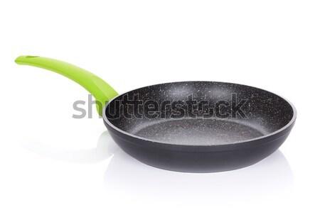 Frying pan Stock photo © karandaev