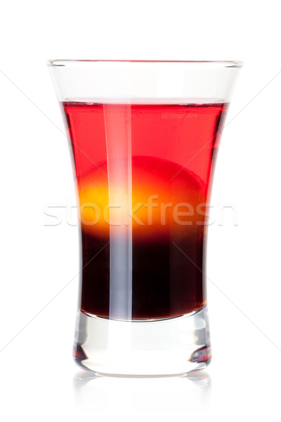 Shot cocktail collection: Morning Stock photo © karandaev
