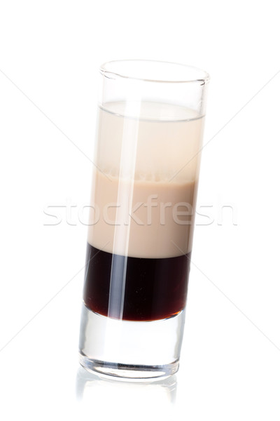 Shot cocktail collection: B52 Stock photo © karandaev