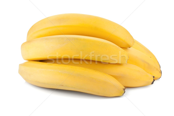 Banana fruits Stock photo © karandaev