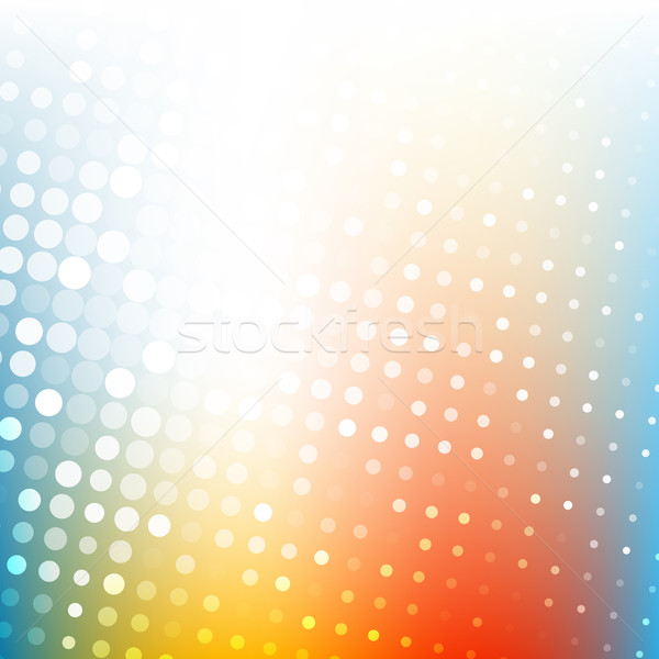 Abstract stippel kleurrijk helling textuur business Stockfoto © karandaev