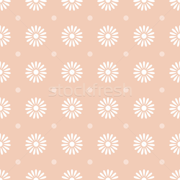 Bloem bruin papier textuur voorjaar Stockfoto © karandaev