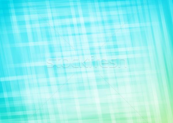 аннотация полосатый красочный текстуры фон искусства Сток-фото © karandaev