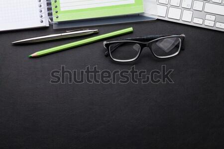 Computer top ruimte Stockfoto © karandaev