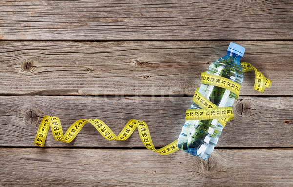 Stock photo: Healthy food and fitness