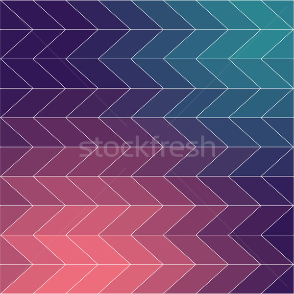 Abstract mosaic gradient background Stock photo © karandaev