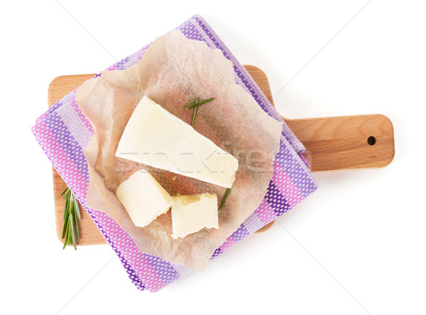 Parmesan cheese Stock photo © karandaev