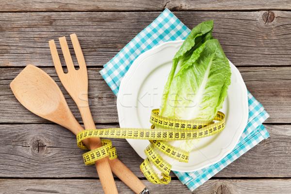Healthy food cooking Stock photo © karandaev