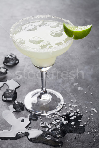 Margarita cocktail Stock photo © karandaev
