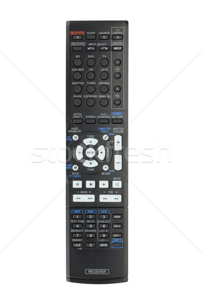 Receiver remote control Stock photo © karandaev