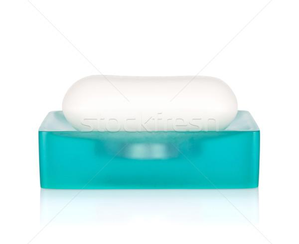 Bath soap Stock photo © karandaev