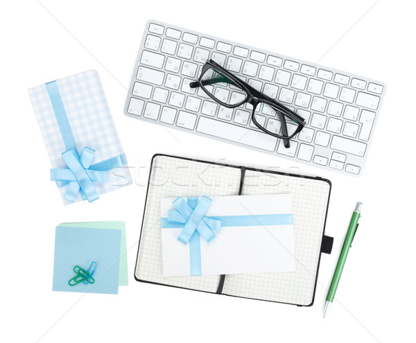 Office supplies and gifts Stock photo © karandaev