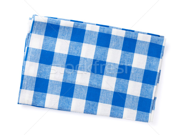 Kitchen towel Stock photo © karandaev