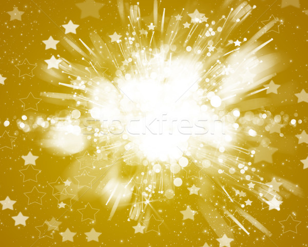 Christmas abstract background Stock photo © karandaev